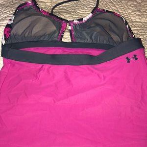 Under Armour Swim - NWOT Under armour tankini swim suit size med